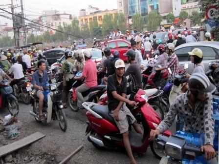 Giao thông Yangon - Hà Nội hai thái cực đáng suy nghĩ (2) ảnh 5
