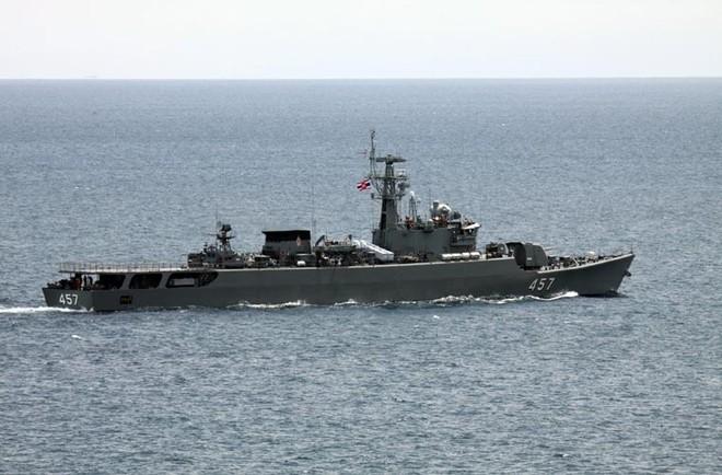Hải quân Thái Lan diễn tập chiến đấu đặc biệt ảnh 1