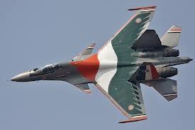"""Hơn 100 phi cơ chiến đấu Ấn Độ diễn tập không quân """"Quả đấm thép"""" ảnh 1"""