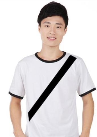 """Đánh lừa cảnh sát bằng mẫu áo phông cực """"độc"""" của Trung Quốc ảnh 1"""
