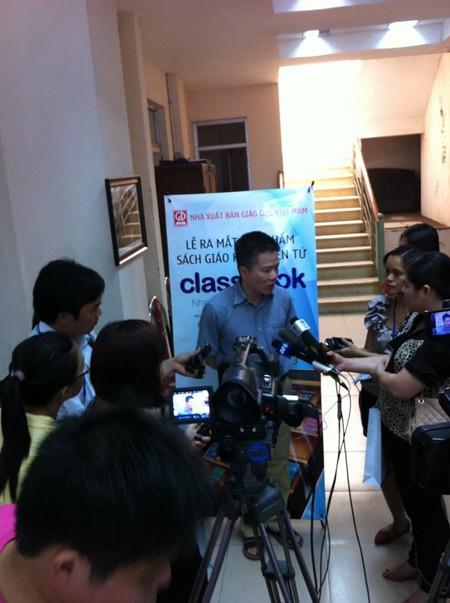 Classbook - SGK điện tử đầu tiên của Việt Nam chính thức ra mắt ảnh 2