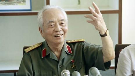 Đại tướng Võ Nguyên Giáp từ trần ảnh 1
