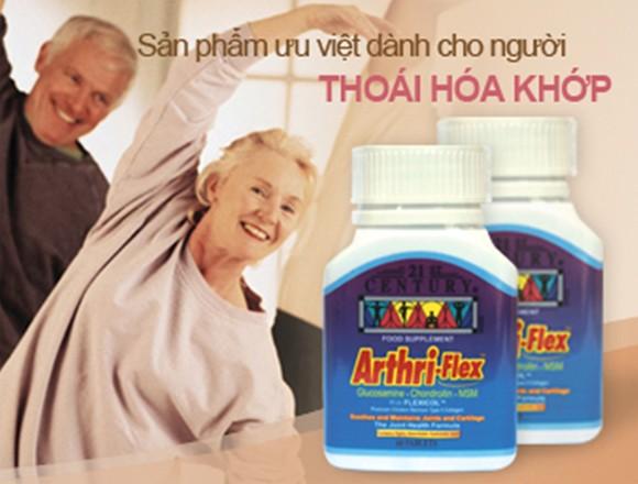 Arthri–Flex: Giải pháp hỗ trợ điều trị thoái hóa khớp từ gốc ảnh 2