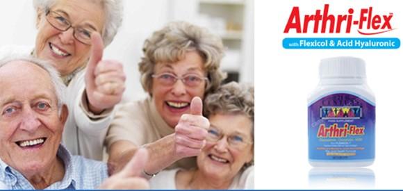 Arthri-Flex: Sản phẩm có thành phần Acid Hyaluronic với hàm lượng cao nhất ảnh 2