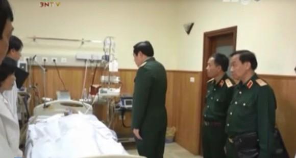 Video: Những giây phút cuối cùng của Đại tướng Võ Nguyên Giáp ảnh 2