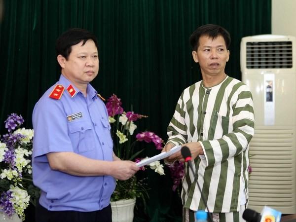 Hủy án tù chung thân với ông Nguyễn Thanh Chấn ảnh 1