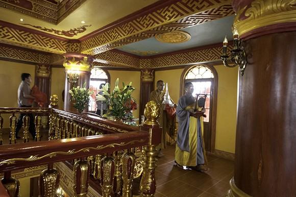 Cung nghinh Phật ngọc và Ấn ngọc về Bảo tháp Đại bi ảnh 3