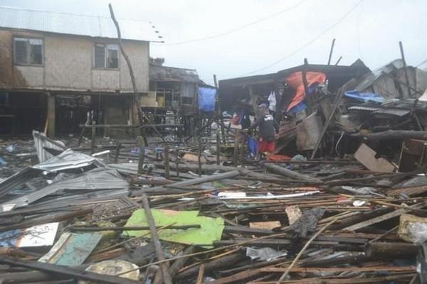 Kinh sợ: Hơn 1.200 người chết vì bão Haiyan ảnh 4
