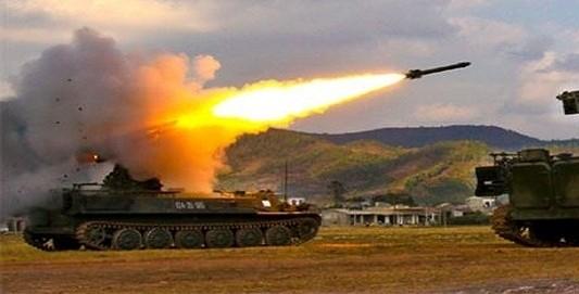 Xem sát thủ Strela-10 diệt siêu tiêm kích F-18 ảnh 1