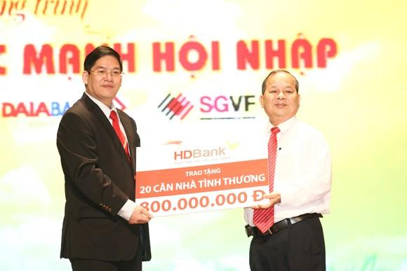 HDBank chính thức ra mắt... thương hiệu mới ảnh 2