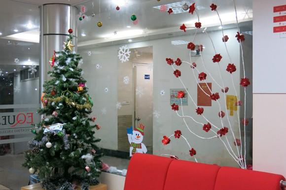 EQuest tưng bừng đón giáng sinh và năm mới ảnh 1