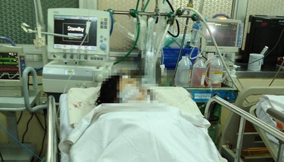 Tình tiết rợn gáy vụ chồng chém vào bụng vợ khiến rơi con ra ngoài ảnh 2