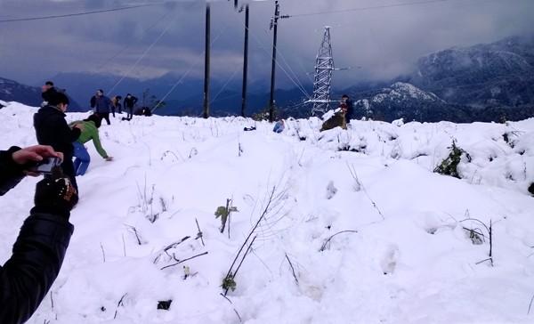 Nắng tuyết Sa Pa hút hồn du khách thập phương ảnh 14