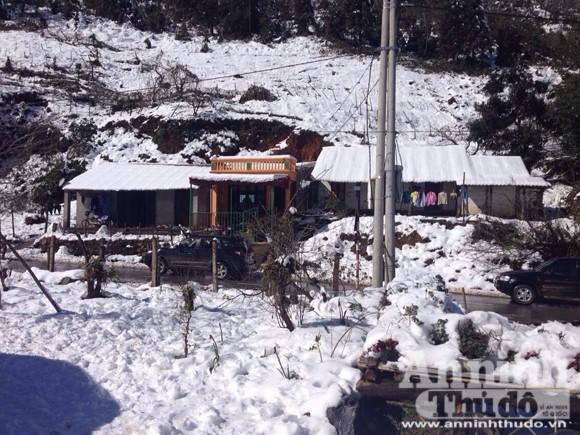Nắng tuyết Sa Pa hút hồn du khách thập phương ảnh 4