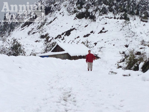 Nắng tuyết Sa Pa hút hồn du khách thập phương ảnh 2