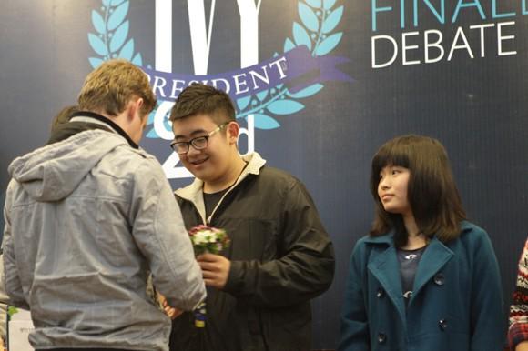 Ivy President 2nd gay cấn như tranh cử Tổng thống ảnh 3