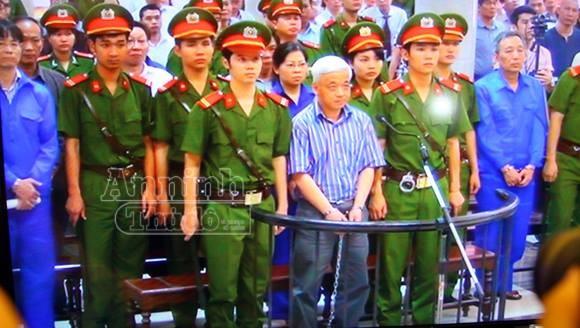 Hoãn phiên tòa xử Nguyễn Đức Kiên vì vắng mặt bị cáo Trần Xuân Giá ảnh 1