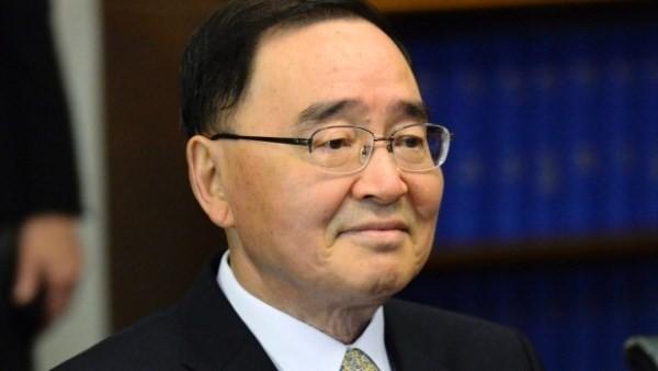 Thủ tướng Hàn Quốc từ chức sau áp lực từ thảm họa chìm phà Sewol ảnh 1