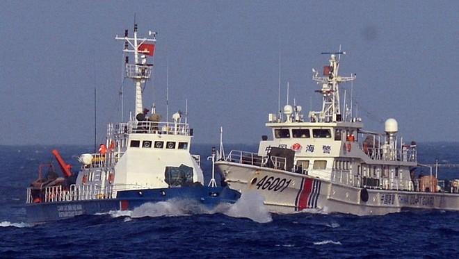 Xuất hiện 126 tàu Trung Quốc tại khu vực giàn khoan Hải Dương 981 hạ đặt trái phép ảnh 1
