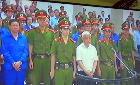 """Xét xử đại án """"bầu"""" Kiên: Rút phần truy tố đối với ông Trần Xuân Giá ảnh 4"""