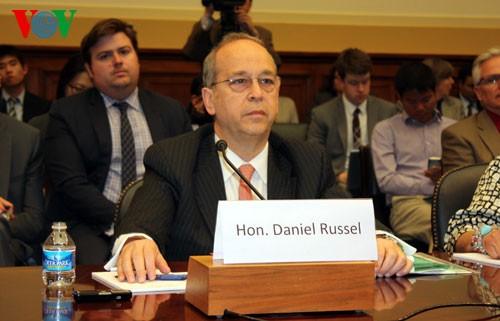 Các nghị sĩ hối thúc chính quyền Mỹ cứng rắn trước hành động nguy hiểm của Trung Quốc ảnh 1