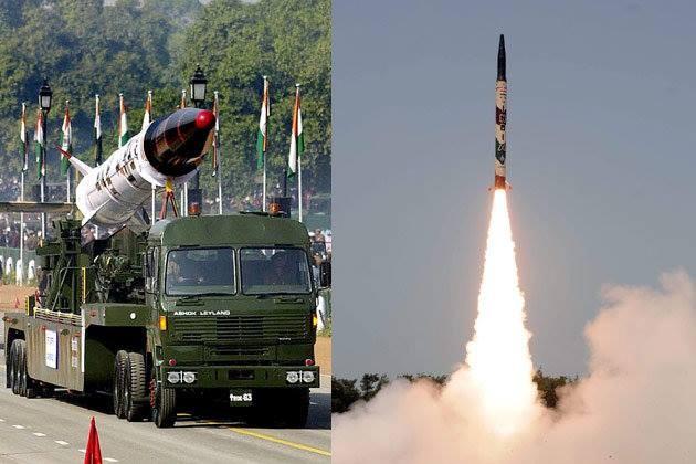 Ấn Độ phóng thử thành công tên lửa đạn đạo có thể mang đầu đạn hạt nhân ảnh 1