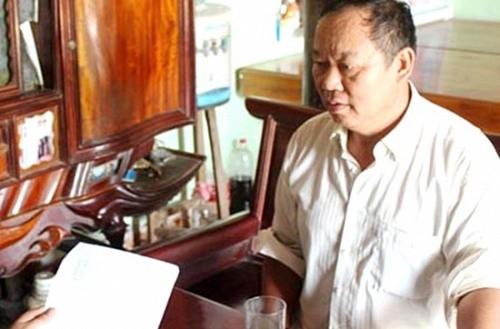 Yêu cầu làm rõ thông tin vụ Chánh án TAND huyện Triệu Sơn, Thanh Hóa, nhận hối lộ ảnh 1