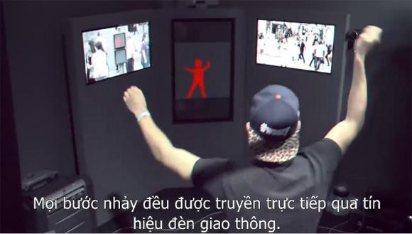 Nhảy múa sôi động cùng đèn tín hiệu giao thông ảnh 2