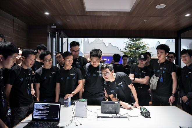 Zalo AI mang trí tuệ nhân tạo đến gần người Việt ảnh 1
