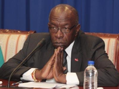 Phó chủ tịch FIFA từ chức