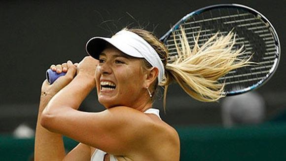 Sharapova khẳng định đẳng cấp