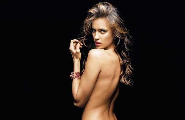 Người mẫu Irina - bạn gái của Ronaldo