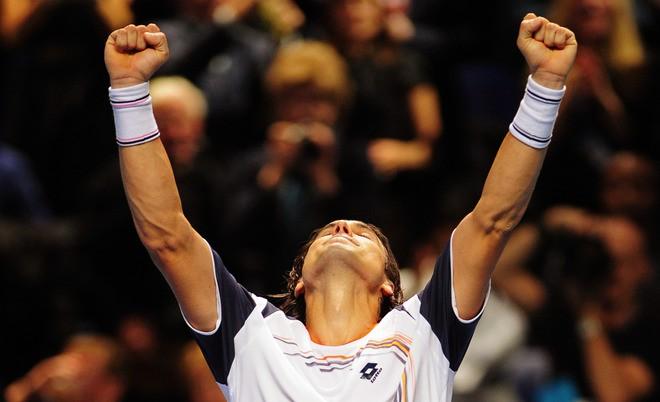 Djokovic thảm bại trước Ferrer