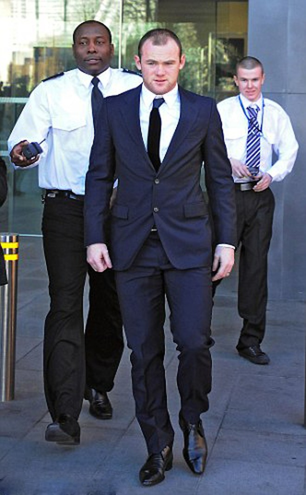 Rooney chấm dứt chuỗi 3 năm hầu tòa