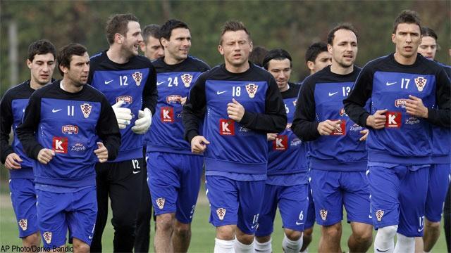 Vụ scandal gây rúng động bóng đá Croatia ảnh 1