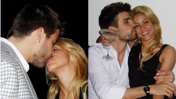 """Shakira và Pique """"cặp đôi hoàn hảo"""""""
