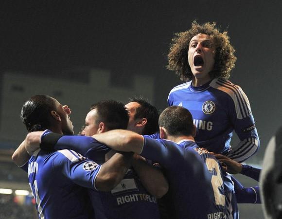 Chelsea gỡ gạc thể diện cho bóng đá Anh