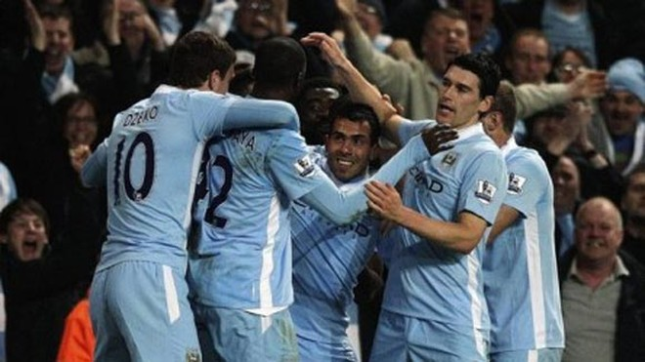 Man City (2-1) Chelsea: The Blue trắng tay rời Etihad