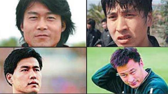 Trung Quốc bắt 4 cựu tuyển thủ quốc gia vì bán độ