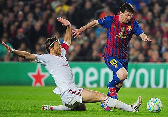 Barca và Bayern thể hiện sức mạnh
