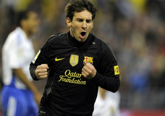 Messi lập kỷ lục mới