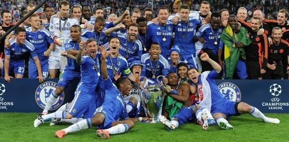 Chelsea lần đầu tiên vô địch Champions League: Giấc mơ có thực