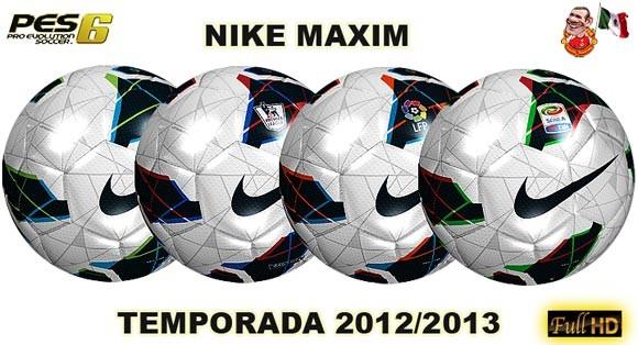 Nike Maxim - trái bóng mang tính đột phá ảnh 1