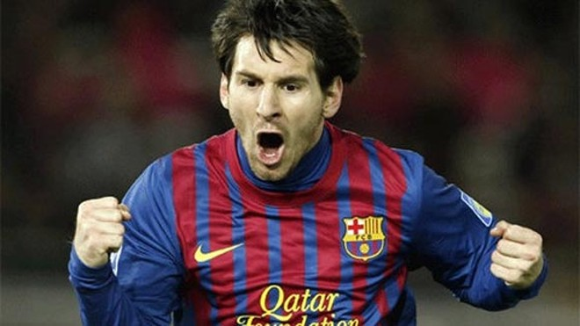 Không dự Euro, Messi vẫn vượt qua Cristiano ảnh 1