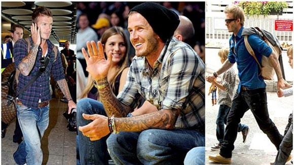 Hàng ngàn phụ nữ Mỹ muốn được ngoại tình với Beckham ảnh 1