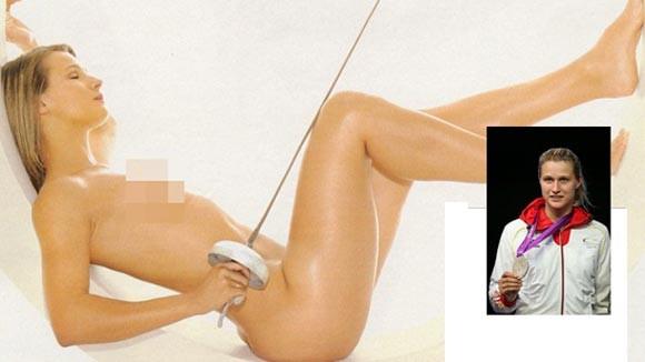 Olympic 2012: Kiều nữ Playboy giành HCB