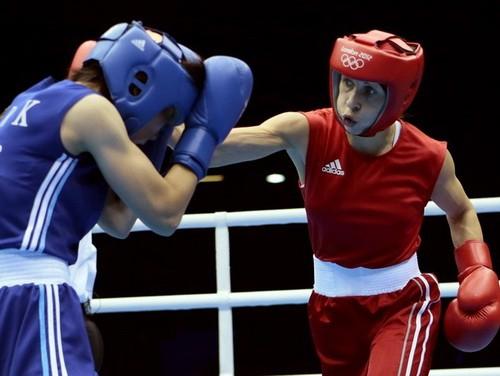 Môn quyền Anh: Nữ võ sỹ đầu tiên giành HCV Olympic