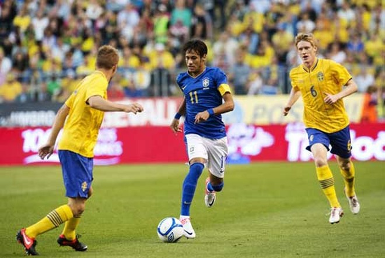 Thụy Điển 0-3 Brazil: Nhảy Samba ở Rasunda ảnh 1