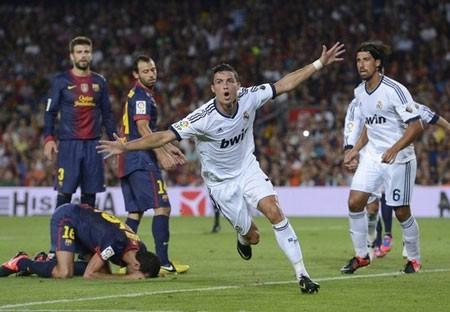 """Barca hạ gục Real Madrid trong """"bữa tiệc"""" bàn thắng ảnh 2"""