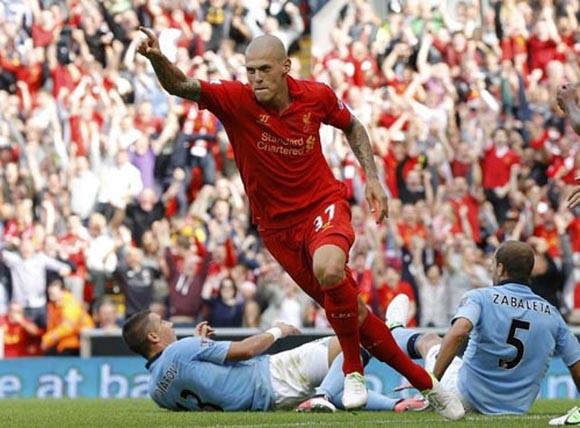 Liverpool bị chia điểm, Arsenal chưa biết ghi bàn ảnh 1